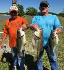 Click to see results from Lake Bohnam