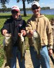 Click to see results from Lake Bob Sandlin and Cypress Springs