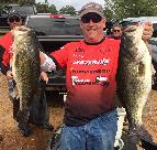 Click to see results from Lakes Bob Sandlin and Cypress Springs