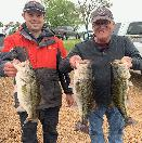 Click to see results from Cypress Springs and Bob Sandlin!!