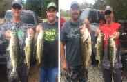 Click to see results from Lake Cypress Springs and Bob Sandlin