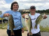 Click to see results from Lake Grapevine