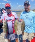 Click to see results from Lake Texoma